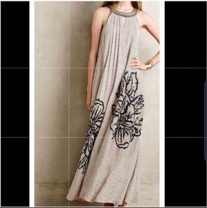 Anthropologie Ranna Gill Maxi Dress